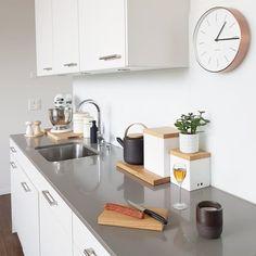 milch #3 | SoLebIch.de  Foto: miraculusa  #wohnen #wohnideen #inspiration #einrichtung #einrichtungsideen #dekoration #deko #solebich #cozyhome #kitchen #küche