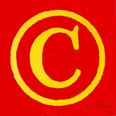 Rob Scholte, Copyright (rood/geel)