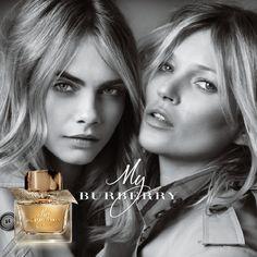 Descubra My Burberry, a nova fragrância feminina inspirada no icônico trench coat da Burberry.