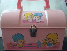 【1976】Lunch Box ★Little Twin Stars★