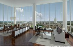 New York penthouse sells for a record 90 million