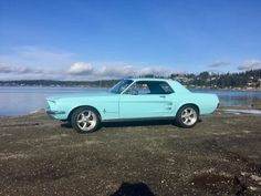 Out for the first drive of the year on a sunny Saturday [Fox Island, Gig Harbor]