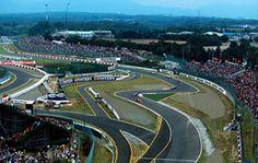 Suzuka F1 Circuit