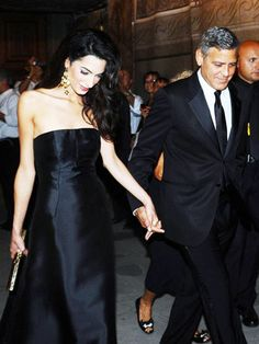 Everything we know so far about George Clooney's Venice wedding