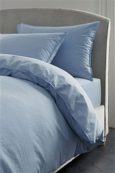 Buy Set Of 2 Washed Cotton Housewife Pillowcases online today at Next: Israel