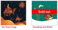 Christmas cards   Book Aid International