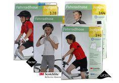 MOVEMENT SESSION Kinder Fahrradhose Gr. 116-164, Radlerhose