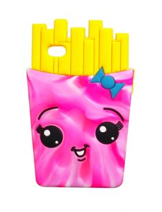 Silicone French Fry Tech Case 4 | Girls Tech Accessories Beauty, Room & Tech | Shop Justice