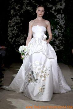 Eileen  Vestido de Novia  Carolina Herrera