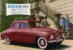 Skoda Fabia Parts Bus Engine, Advertising Sales, Car Museum, Skoda Fabia, Car Posters, Car Brands, All Cars, Vintage Ads, Cars And Motorcycles