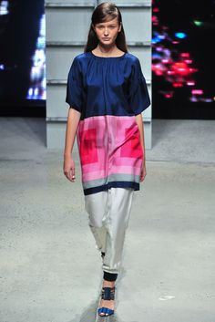 Band of Outsiders Spring 2014 Ready-to-Wear Fashion Show