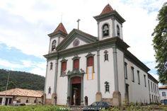 Igreja Matriz de Santo Antônio - Santa Bárbara - MG