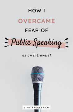 Fear of public speaking is a massive barrier for a lot of introverts wanting to progress in their jobs, businesses and lives. Find out how you can overcome yours. Public speaking tips Public Speaking Activities, Public Speaking Tips, Improve Communication Skills, Effective Communication, Presentation Skills, Self Development, Personal Development, Hope Quotes, Friend Quotes