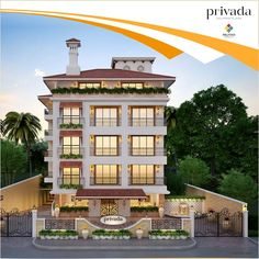 Happiness is owning a dream home at Privada Calangute with Spanish themed apartments. With no monthly maintenance costs, no extra charges for car park, swimming pool, gym, play area and fully furnished with imported furniture. Now happily invest and earn fixed annual returns. For enquires call on +91 9167239292 /+91 7506925757.