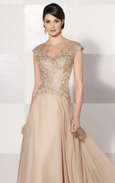 Vestidos para bodas de ouro