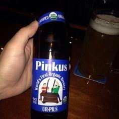 Pinkus Organic Ur Pils-Pilsner...