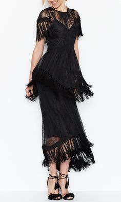 alice McCALL   alice McCALL More Than A Woman Gown Black - alice McCALL
