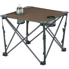 Cabela's Fabric Camp Table at Cabela's. Have two great for the chip and salsa.