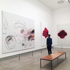 Viewing Cy Twombly