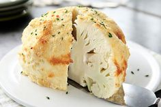 Parmesan Roasted Cauliflower Recipe