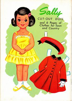dolly and lots of clothes