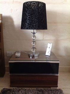 Unique Malta Table Lamp Cement Beige  One Kings Lane