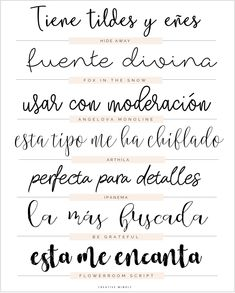 27 Ideas Tattoo Fonts Letras For 2019 Calligraphy Letters, Typography Letters, Urdu Calligraphy, Caligraphy, Types Of Lettering, Brush Lettering, Papel Vellum, Marketing Virtual, Tattoo Letras