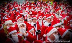 Registration open for Santas on The Run 2015 in Bristol