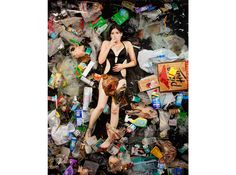 7 Days of Garbage by: Gregg Segal
