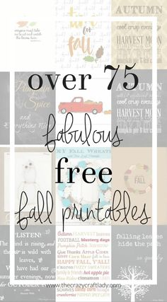 20 free vintage printable blueprints and diagrams remodelaholic 75 free fall printables malvernweather Image collections