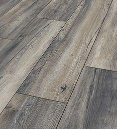 BuildDirect®: Toklo by Swiss Krono Laminate - Exquisit Collection Wide Plank Flooring, Basement Flooring, Basement Remodeling, Wooden Flooring, Plywood Floors, Basement Ideas, Deck Flooring, Farmhouse Flooring, Floor Colors
