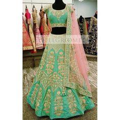 Bollywood Designer Lehenga Choli Woman Party Wear Wedding Ethnic New Saree Sari #Handmade #DesignerBollywoodLehengaCholi
