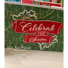 Purchase Card, Christmas Cards, Xmas, December Daily, Stamping Up, Stampin Up Cards, Free Gifts, Card Making, Packing