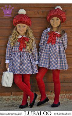 ♥ LUBALOO Madrid, moda infantil con un giro maestro a lo tradicional ♥ : ♥ La casita de Martina ♥ Blog de Moda Infantil, Moda Bebé, Moda Premamá & Fashion Moms