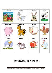 APOYO ESCOLAR ING MASCHWITZT CONTACTO TELEF 011-15-37910372: MEMORY ANIMALES DE GRANJA
