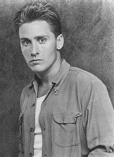 """Emilio Estevez. """" ALWAYS WANTED TO SEE HIM IN MORE NATIVE AMERICAN ROLES!"""""""