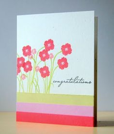 host a card night-  Everyone loves homemade cards.  You can share stamps or even make cards that don't require stamping.  There are tons of ideas on line.