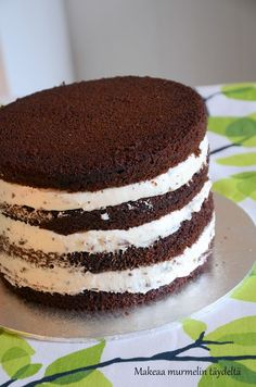 Yams, Vanilla Cake, Tiramisu, Food And Drink, Sweets, Baking, Ethnic Recipes, Desserts, Celebrations