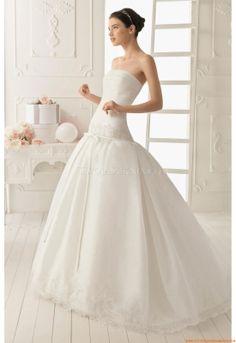 Vestido de novia Aire Barcelona 151 Rinna 2013