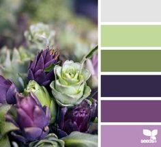 Artichoke Hues || design seeds on Bloglovin