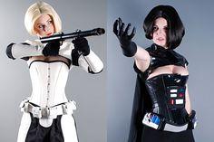 Star wars corsets