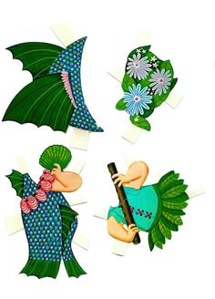3 Pebbles and Bamm Bamm paper Dolls page 13 Vintage Paper Dolls, Vintage Toys, Dolls Film, Paper Child, Paper Art, Paper Crafts, Paper Dolls Clothing, Back To School Crafts, Paper Toys