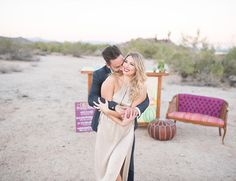 Get ready folks, this Southwestern desert elopement is full of fun inspiration! Wether you yourself are planning to elope, or you want a theme for your wedding that's a little bit outside of the box, this inspiration shoot is just the thing.