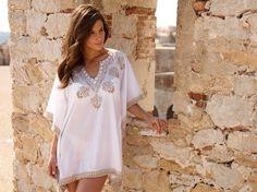 Sexy and sophisticated from La Mandarine beachwear 2015 Buy now at www.lamandarine.co.uk