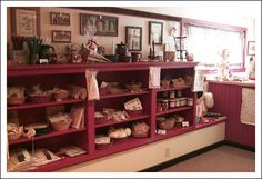 The museum gift shop, operated by the Peter Wentz Farmstead Society, offers books and gift items to remind you of your visit.