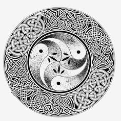 Ruth Tait Celtic Art Image. Celtic Mandala    Google Image Result for http://www.artbyrt.com/artbyrt_images/celtic_17.jpg
