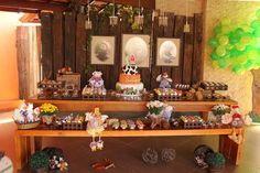 Resultado de imagen para decoração de festa infantil com tema fazendinha