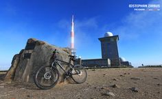 Moutainbike-Tour auf den Brocken