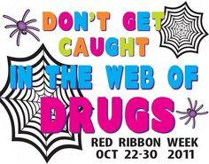 36 Best Drug Posters Images Drug Free Posters Drugs Red Ribbon Week