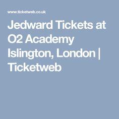 Jedward Tickets at O2 Academy Islington, London | Ticketweb